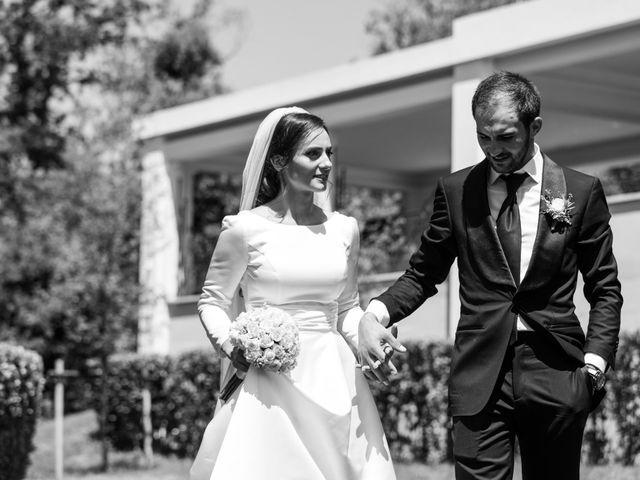 Il matrimonio di Mihai e Ofel a Rocca di Papa, Roma 2