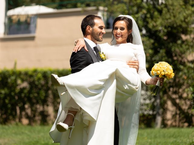 Il matrimonio di Mihai e Ofel a Rocca di Papa, Roma 3