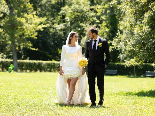 Il matrimonio di Mihai e Ofel a Rocca di Papa, Roma 9