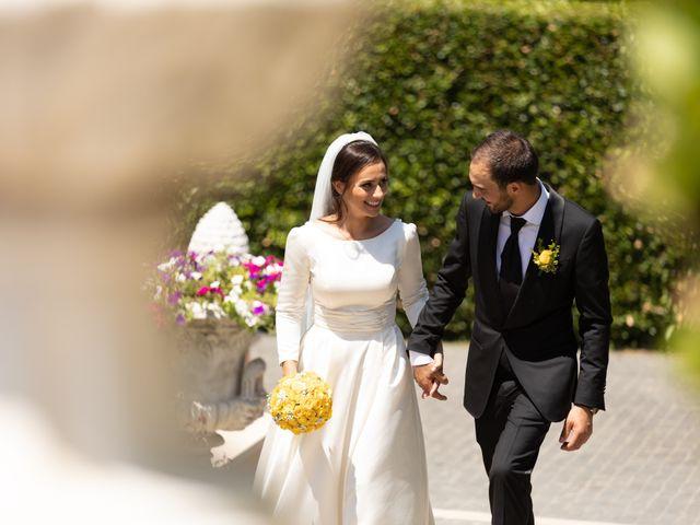 Il matrimonio di Mihai e Ofel a Rocca di Papa, Roma 11