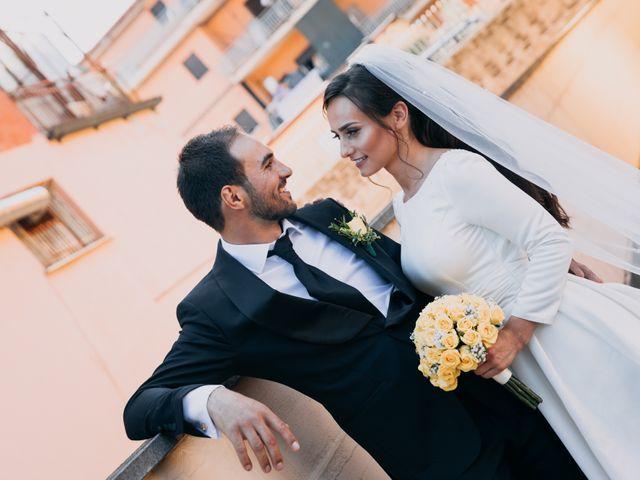 Il matrimonio di Mihai e Ofel a Rocca di Papa, Roma 32