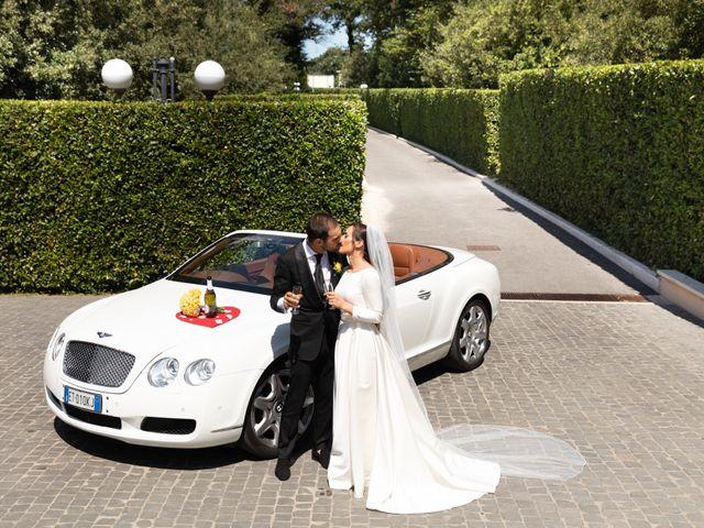 Il matrimonio di Mihai e Ofel a Rocca di Papa, Roma 35