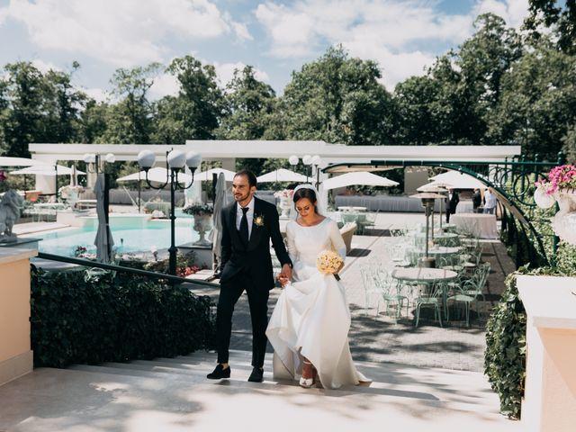Il matrimonio di Mihai e Ofel a Rocca di Papa, Roma 38
