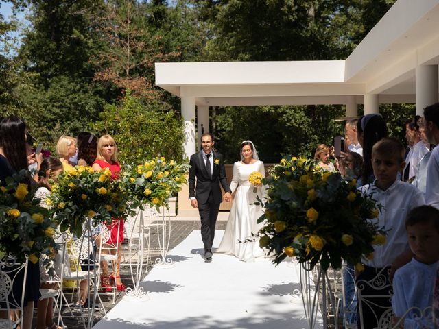 Il matrimonio di Mihai e Ofel a Rocca di Papa, Roma 39