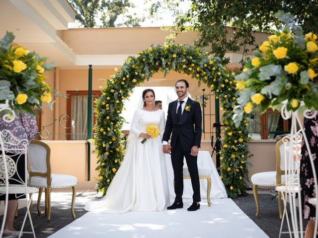 Il matrimonio di Mihai e Ofel a Rocca di Papa, Roma 40