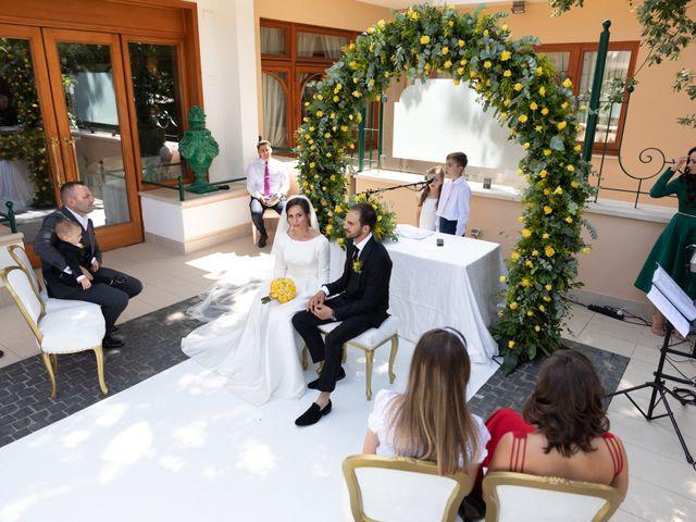 Il matrimonio di Mihai e Ofel a Rocca di Papa, Roma 43