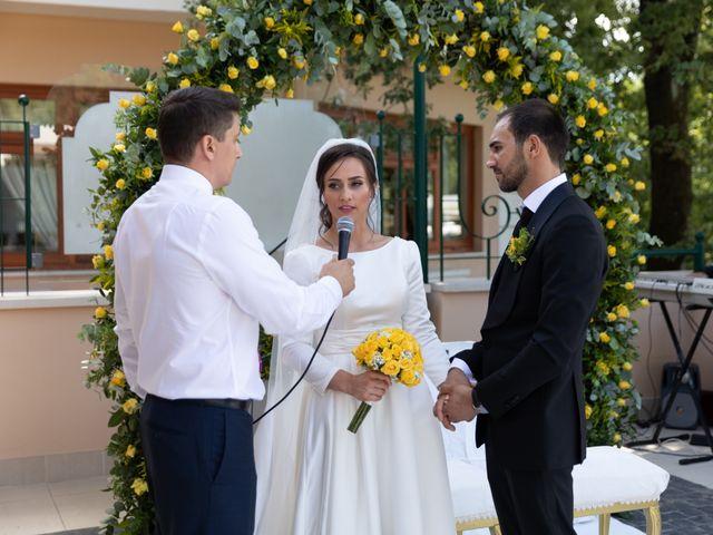 Il matrimonio di Mihai e Ofel a Rocca di Papa, Roma 47