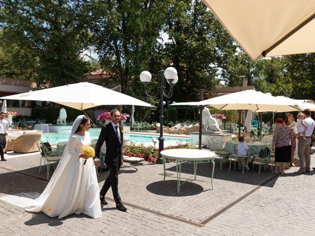 Il matrimonio di Mihai e Ofel a Rocca di Papa, Roma 50