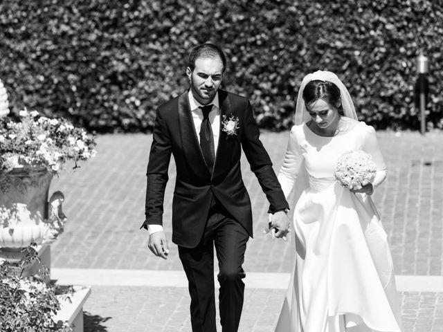 Il matrimonio di Mihai e Ofel a Rocca di Papa, Roma 69