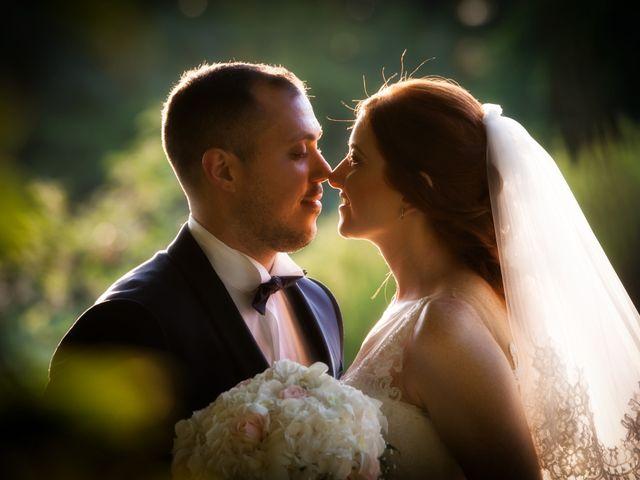 Le nozze di Sharon e Gerardo