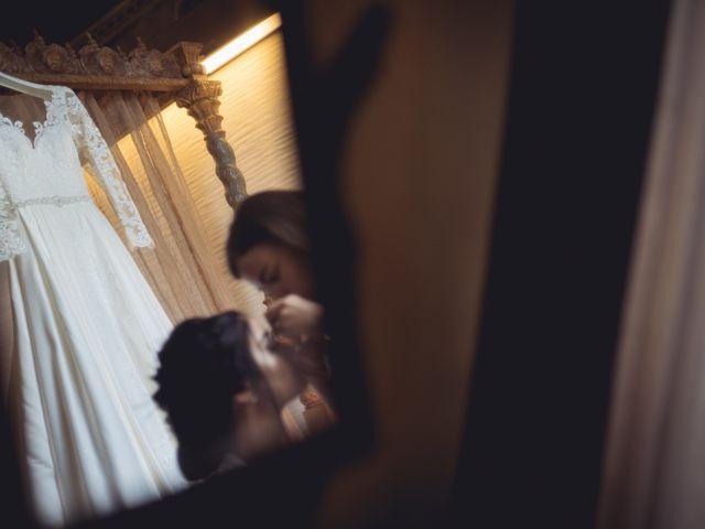 Il matrimonio di Andrea e Silvia a Bevilacqua, Verona 5