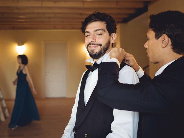 Il matrimonio di Andrea e Silvia a Bevilacqua, Verona 10