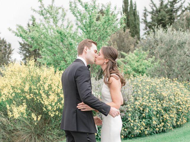 Le nozze di Laura e Myles