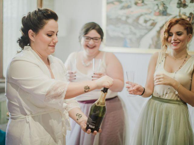 Il matrimonio di Silvano e Selene a Forlì, Forlì-Cesena 12