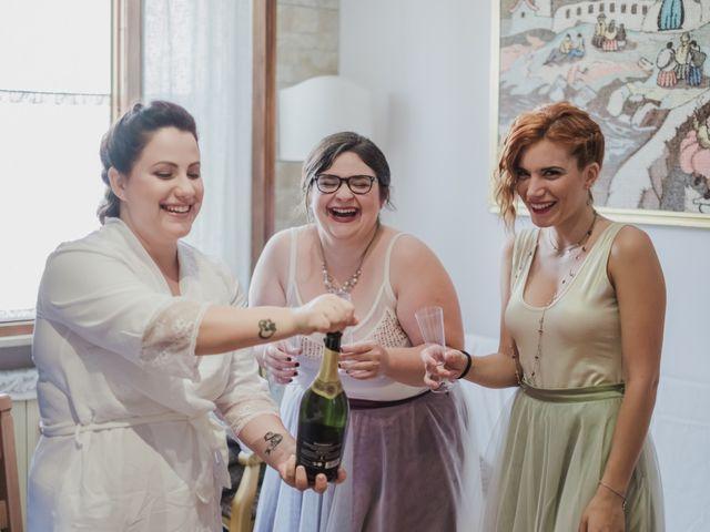 Il matrimonio di Silvano e Selene a Forlì, Forlì-Cesena 13