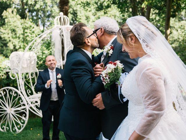 Il matrimonio di Vincenzo e Emilia a San Miniato, Pisa 4