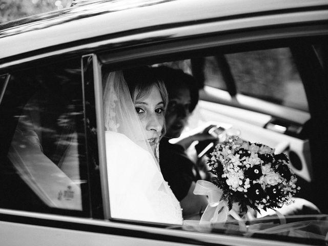 Il matrimonio di Vincenzo e Emilia a San Miniato, Pisa 8