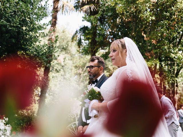 Le nozze di Emilia e Vincenzo