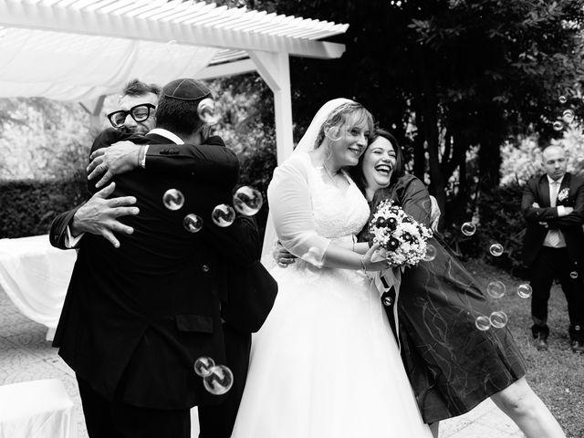 Il matrimonio di Vincenzo e Emilia a San Miniato, Pisa 10