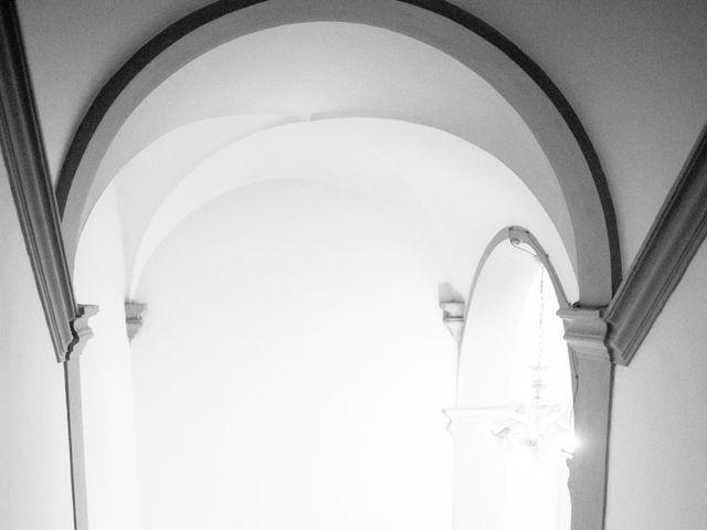Il matrimonio di Vincenzo e Emilia a San Miniato, Pisa 11
