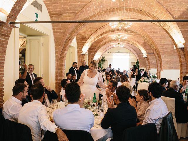 Il matrimonio di Vincenzo e Emilia a San Miniato, Pisa 18