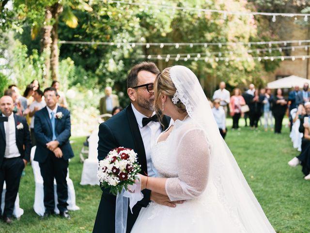 Il matrimonio di Vincenzo e Emilia a San Miniato, Pisa 32