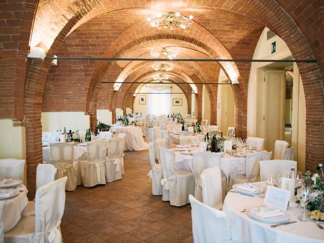 Il matrimonio di Vincenzo e Emilia a San Miniato, Pisa 34