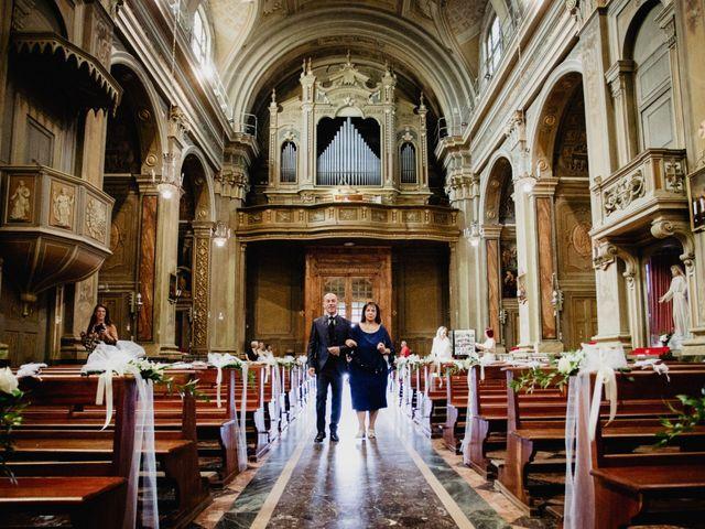 Il matrimonio di Giovanni e Rosi a Venaria Reale, Torino 14