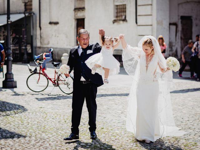 Il matrimonio di Giovanni e Rosi a Venaria Reale, Torino 15