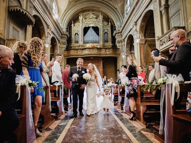 Il matrimonio di Giovanni e Rosi a Venaria Reale, Torino 20