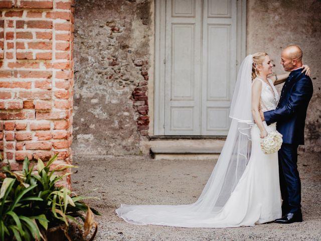 Il matrimonio di Giovanni e Rosi a Venaria Reale, Torino 32