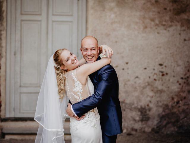 Il matrimonio di Giovanni e Rosi a Venaria Reale, Torino 33