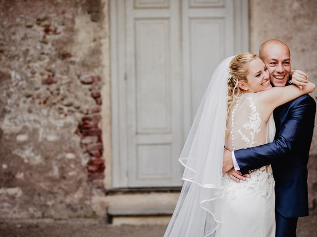 Il matrimonio di Giovanni e Rosi a Venaria Reale, Torino 34