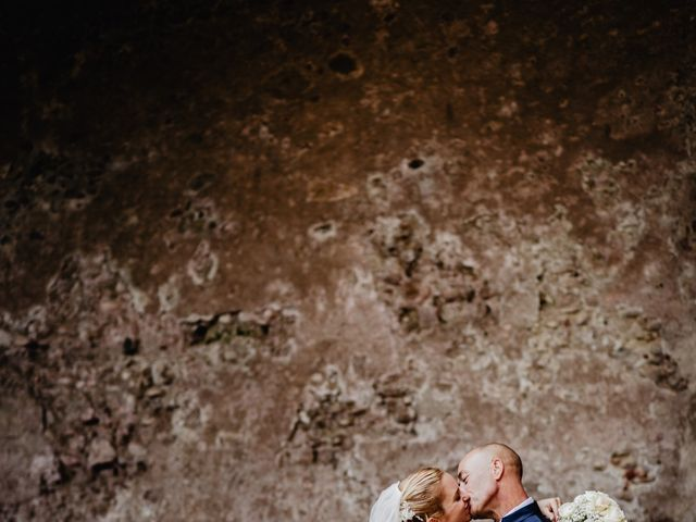 Il matrimonio di Giovanni e Rosi a Venaria Reale, Torino 1