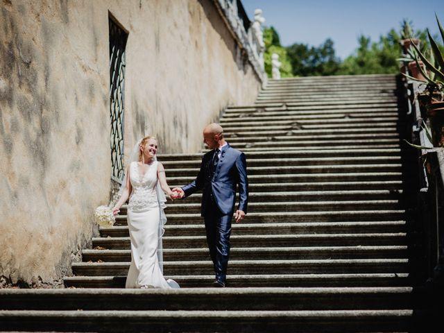 Il matrimonio di Giovanni e Rosi a Venaria Reale, Torino 37