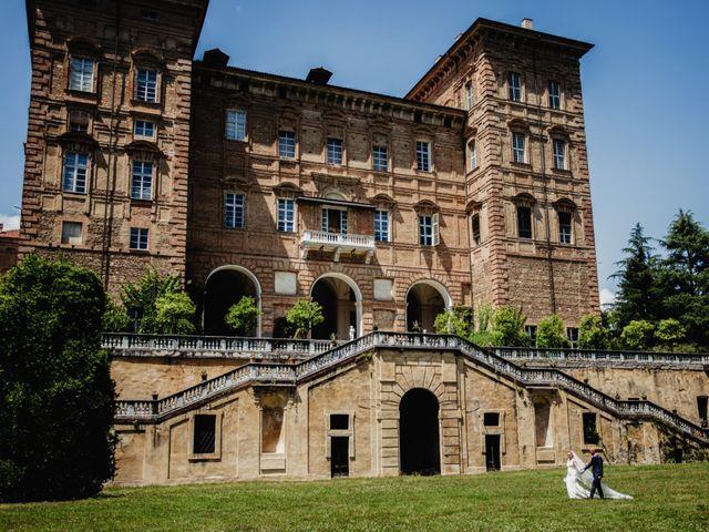 Il matrimonio di Giovanni e Rosi a Venaria Reale, Torino 38