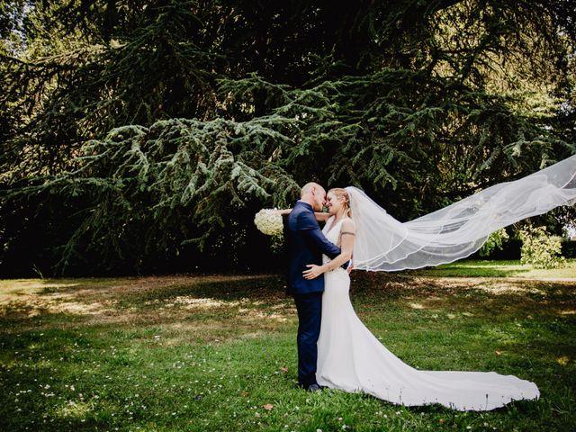 Il matrimonio di Giovanni e Rosi a Venaria Reale, Torino 40