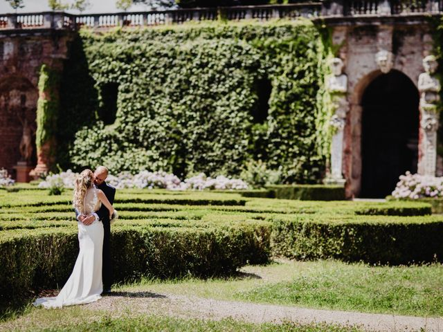 Il matrimonio di Giovanni e Rosi a Venaria Reale, Torino 42