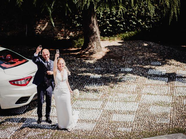 Il matrimonio di Giovanni e Rosi a Venaria Reale, Torino 44