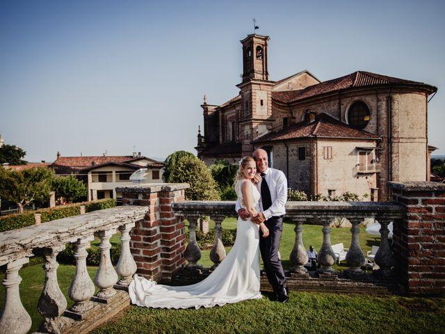 Il matrimonio di Giovanni e Rosi a Venaria Reale, Torino 53