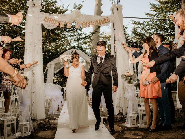 Le nozze di Stefano e Irene