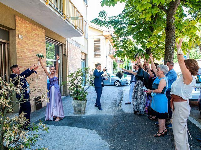 Il matrimonio di Stefano e Florentina a Macerata, Macerata 41