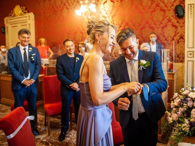 Il matrimonio di Stefano e Florentina a Macerata, Macerata 43