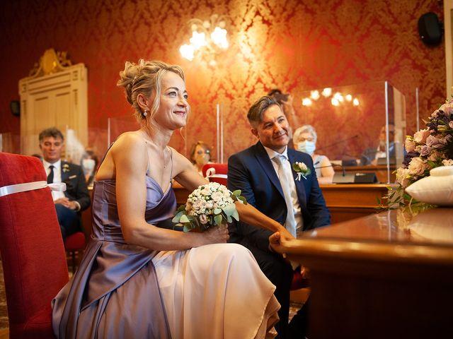 Il matrimonio di Stefano e Florentina a Macerata, Macerata 44