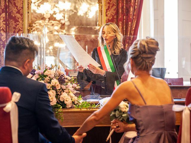 Il matrimonio di Stefano e Florentina a Macerata, Macerata 46