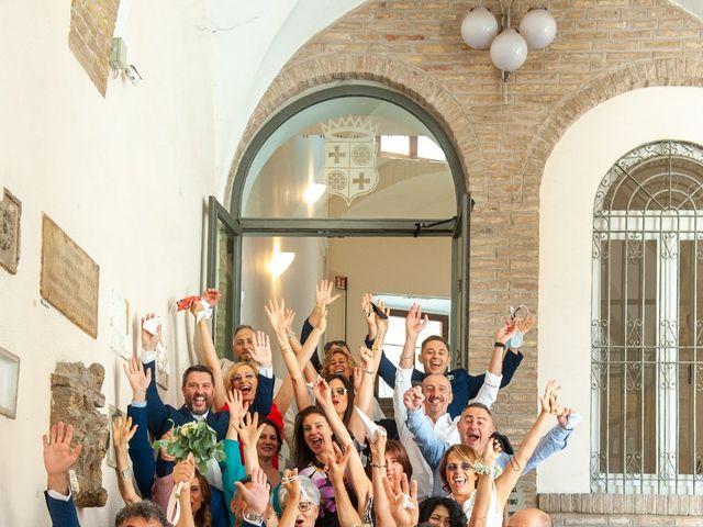Il matrimonio di Stefano e Florentina a Macerata, Macerata 47