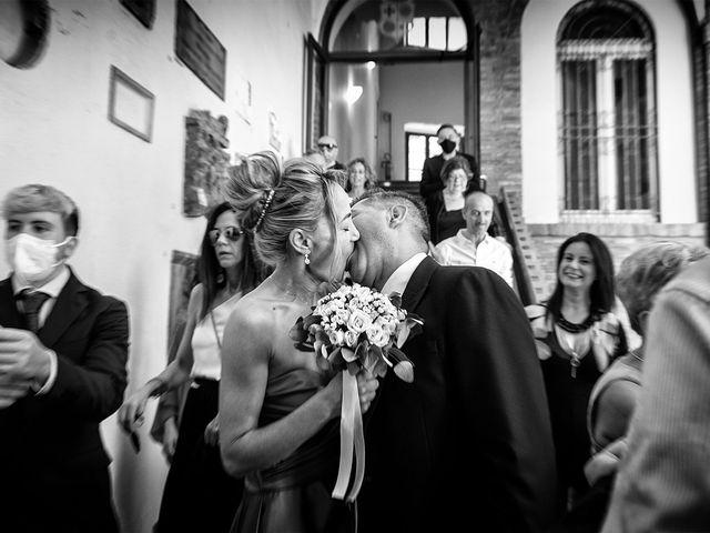 Il matrimonio di Stefano e Florentina a Macerata, Macerata 48