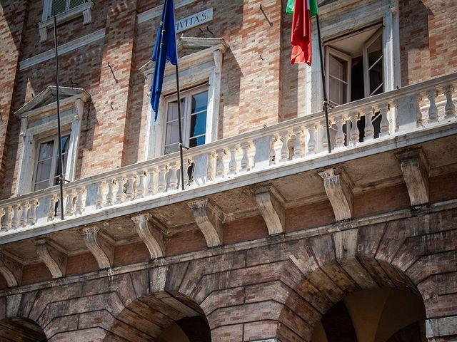 Il matrimonio di Stefano e Florentina a Macerata, Macerata 50