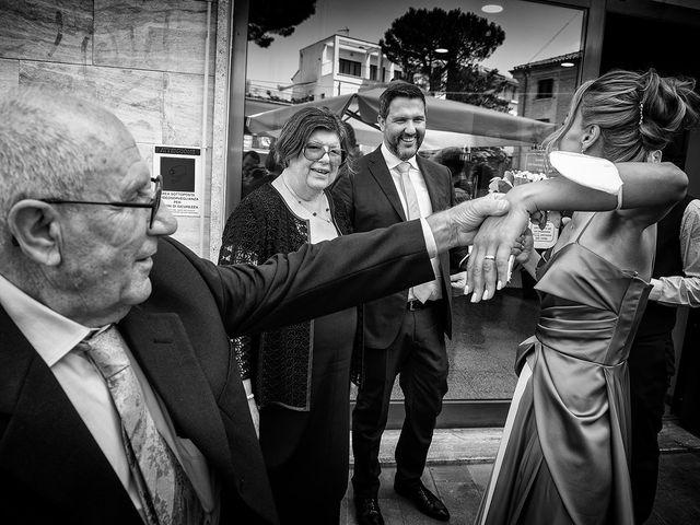 Il matrimonio di Stefano e Florentina a Macerata, Macerata 52