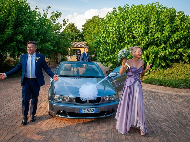 Il matrimonio di Stefano e Florentina a Macerata, Macerata 57